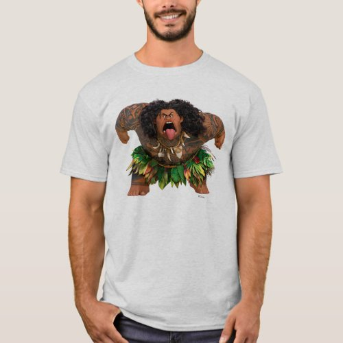 Moana  Maui _ Dont Trick a Trickster T_Shirt