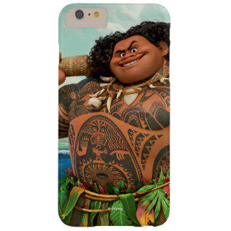 Moana | Maui - Hook Has The Power Barely There iPhone 6 Plus Case