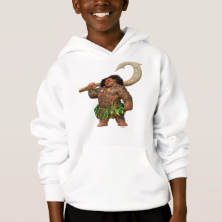 Moana | Maui - Hook Has The Power Hoodie
