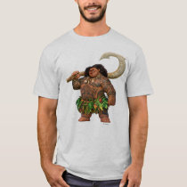 Moana | Maui - Hook Has The Power T-Shirt
