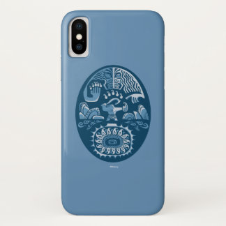 Moana | Maui - Island Lifter iPhone X Case