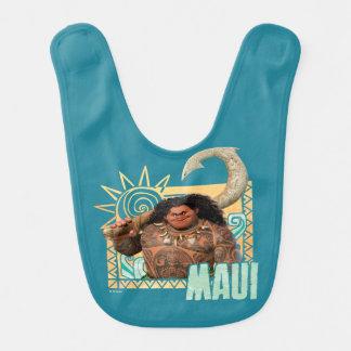 Moana | Maui - Original Trickster Baby Bib