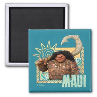 Moana | Maui - Original Trickster Magnet