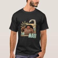 Moana   Maui - Original Trickster T-Shirt