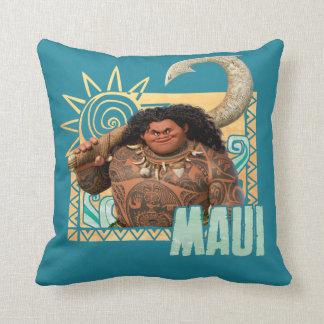 Moana | Maui - Original Trickster Throw Pillow