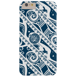 Moana | Maui - Shape Shifter Pattern Barely There iPhone 6 Plus Case