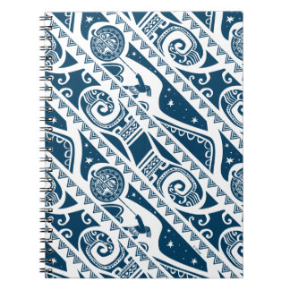 Moana | Maui - Shape Shifter Pattern Notebook