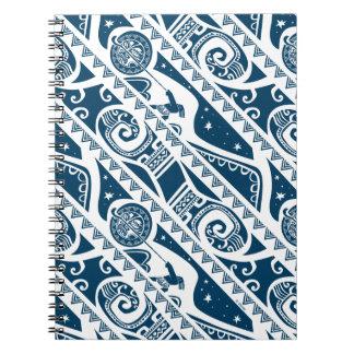 Moana | Maui - Shape Shifter Pattern Notebook