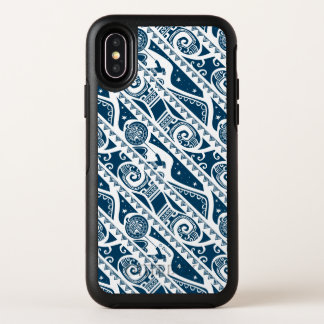 Moana | Maui - Shape Shifter Pattern OtterBox Symmetry iPhone X Case