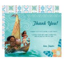 Moana | Oceania Birthday  Invitation