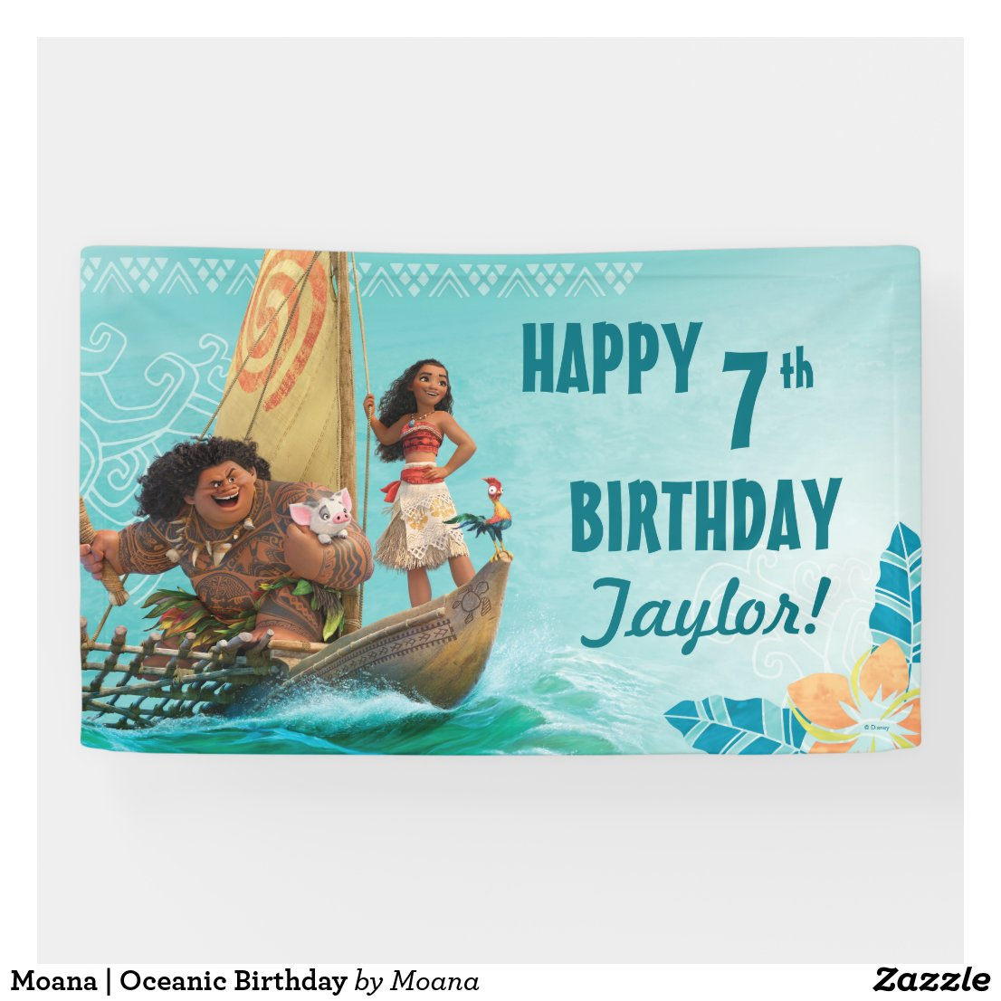Moana | Oceanic Birthday