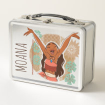 Moana | One With The Waves Metal Lunch Box