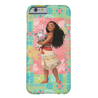 Moana | Pacific Island Girl Barely There iPhone 6 Case