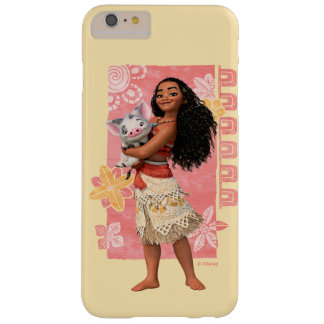 Moana | Pacific Island Girl Barely There iPhone 6 Plus Case