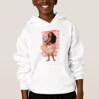 Moana | Pacific Island Girl Hoodie
