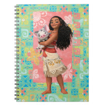 Moana | Pacific Island Girl Notebook