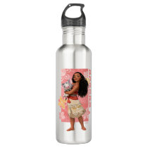 Moana | Pacific Island Girl Water Bottle