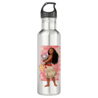 Moana | Pacific Island Girl Water Bottle
