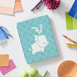 Moana | Pua & Heihei - Silhouette iPad Smart Cover