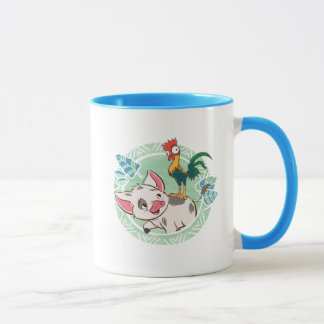 Moana | Pua & Heihei Voyagers Mug