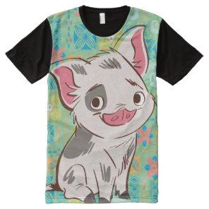 Moana | Pua - I'm No Bacon All-Over-Print T-Shirt