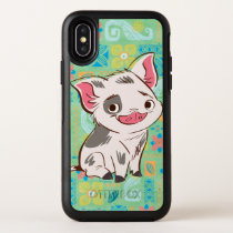 Moana | Pua - I'm No Bacon OtterBox Symmetry iPhone X Case