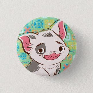 Moana | Pua - I'm No Bacon Pinback Button