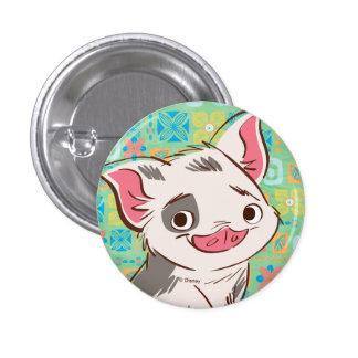 Moana   Pua - I'm No Bacon Pinback Button