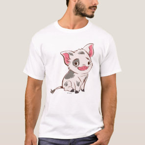 Moana | Pua - I'm No Bacon T-Shirt