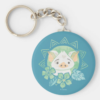 Moana | Pua - Not For Eating Keychain