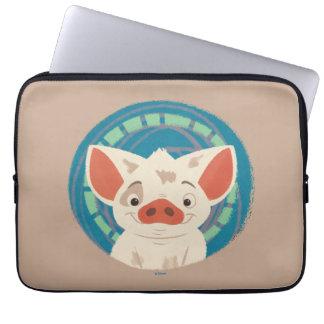 Moana | Pua The Pig Computer Sleeve
