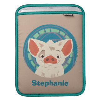 Moana   Pua The Pig iPad Sleeve