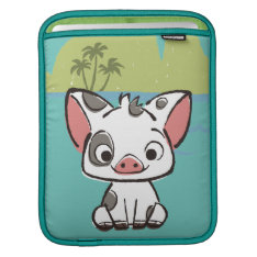 Moana | Pua The Pig Ipad Sleeve at Zazzle