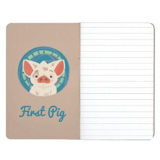 Moana | Pua The Pig Journal