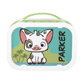 Moana | Pua The Pot Bellied Pig  Lunch Box