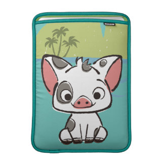Moana | Pua The Pot Bellied Pig  MacBook Sleeve