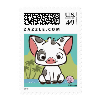 Moana | Pua The Pot Bellied Pig  Postage