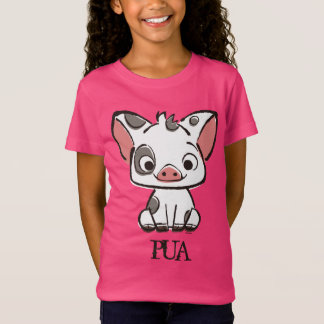 Moana | Pua The Pot Bellied Pig  T-Shirt
