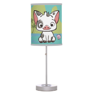 Moana | Pua The Pot Bellied Pig  Table Lamp
