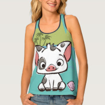 Moana | Pua The Pot Bellied Pig  Tank Top