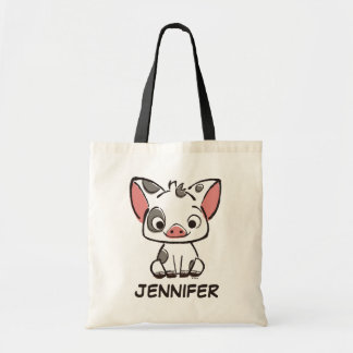 Moana | Pua The Pot Bellied Pig  Tote Bag
