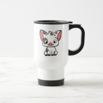 Moana | Pua The Pot Bellied Pig  Travel Mug