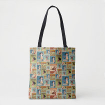 Moana | Retro Poster Pattern Tote Bag
