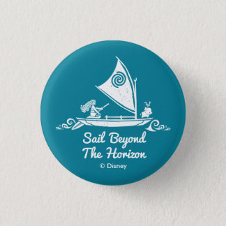 Moana | Sail Beyond The Horizon Button