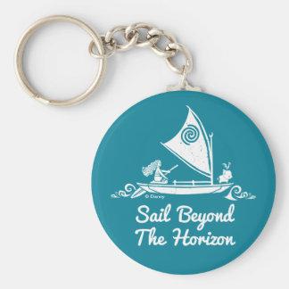 Moana | Sail Beyond The Horizon Keychain