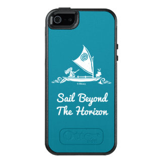 Moana | Sail Beyond The Horizon OtterBox iPhone 5/5s/SE Case