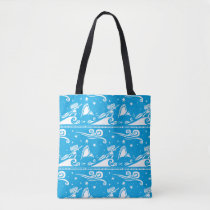 Moana | Sail By The Stars - Pattern Tote Bag