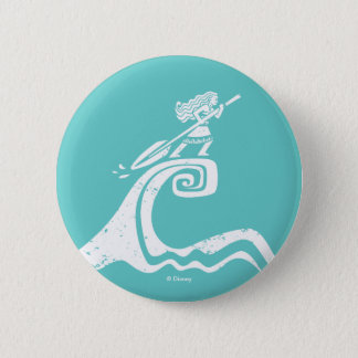 Moana | Sailing Spirit Button