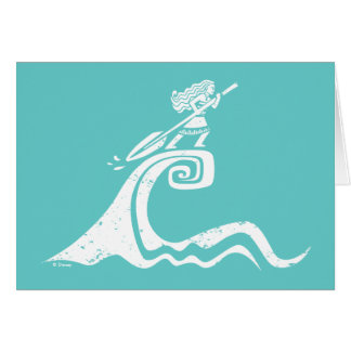 Moana | Sailing Spirit Card