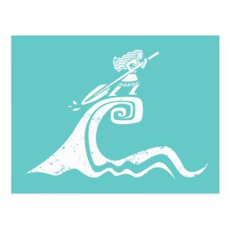 Moana   Sailing Spirit Postcard